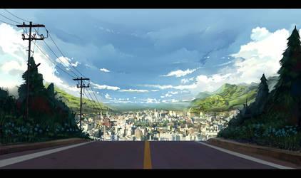 Machi by D-dy