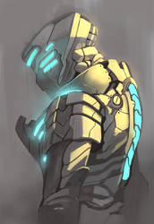 Dead Space by D-dy