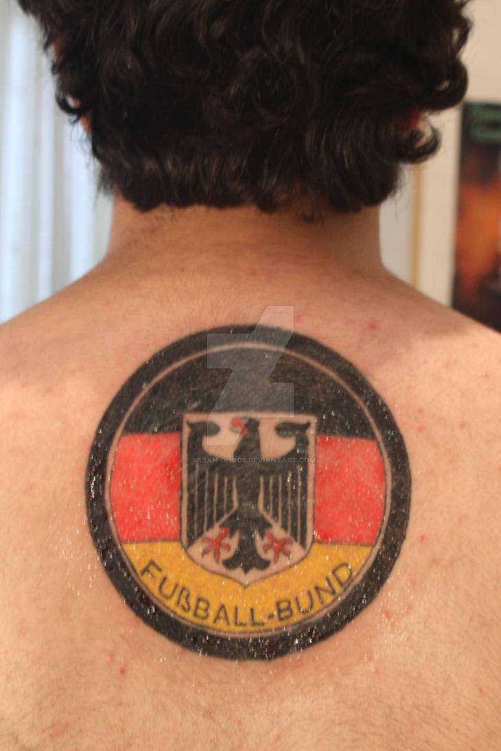 fussball bund by sasan-ghods on DeviantArt - Fussball Tattoos
