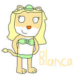Blanca in Penny Sanchez and Friends