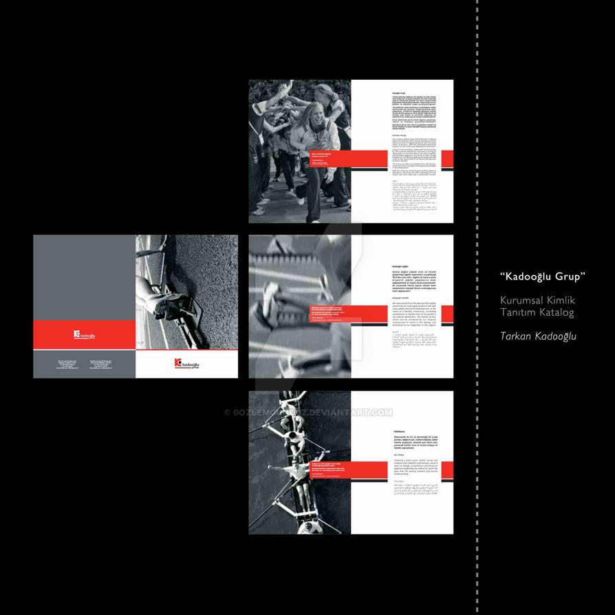 Catalog Design by 0OzlemGunduz