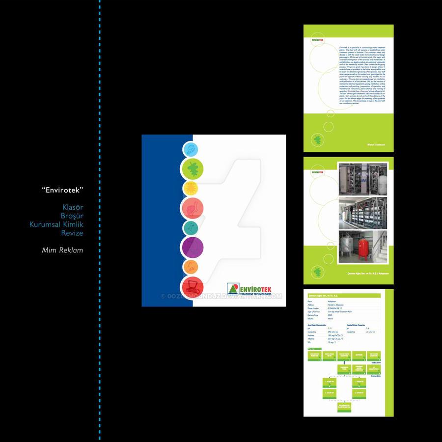Envirotek Catalog by 0OzlemGunduz