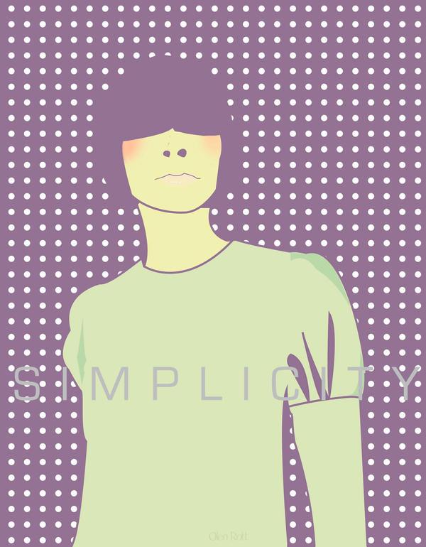 S I M P L I C I T Y by Teru-misaki