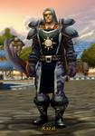 World of Warcraft Rogue Kazal