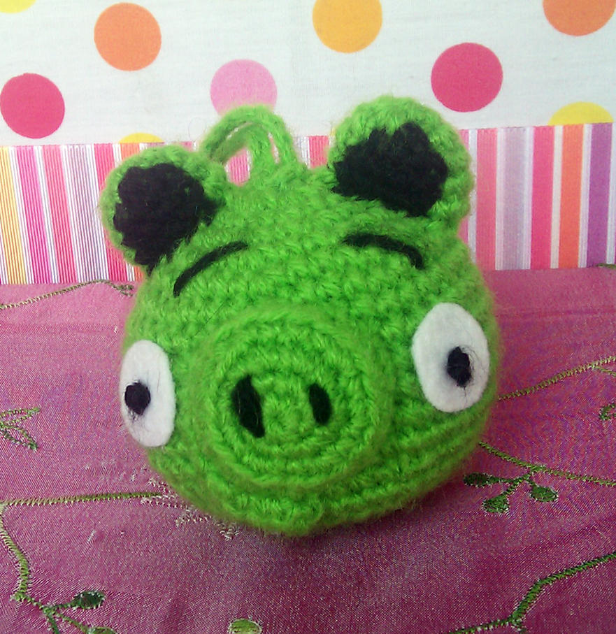 Evil Pig - Angry Birds by phampyk