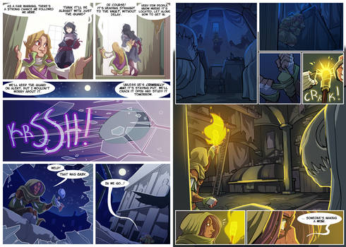 CHAPEL ALSO RAN - Chapter 2 - Page 09 + 10