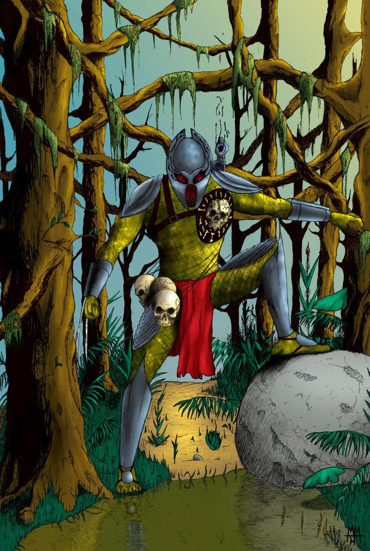 Predator by Defaced-Fiend