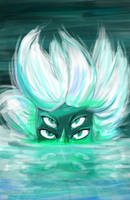 We are malachite now (Fan art - Steven Universe) by Braguitas