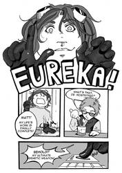 Eureka: The Advent of Velocirapple Page 01
