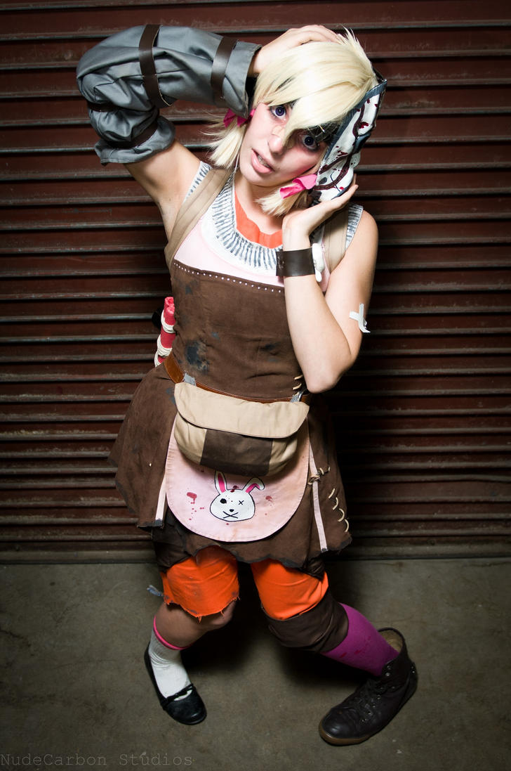 Tiny Tina cosplay by Lisa-Lou-Who