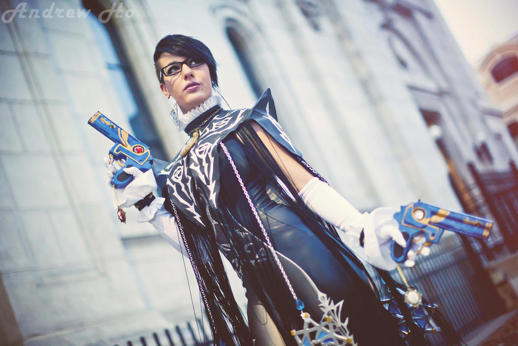 Bayonetta by Lisa-Lou-Who