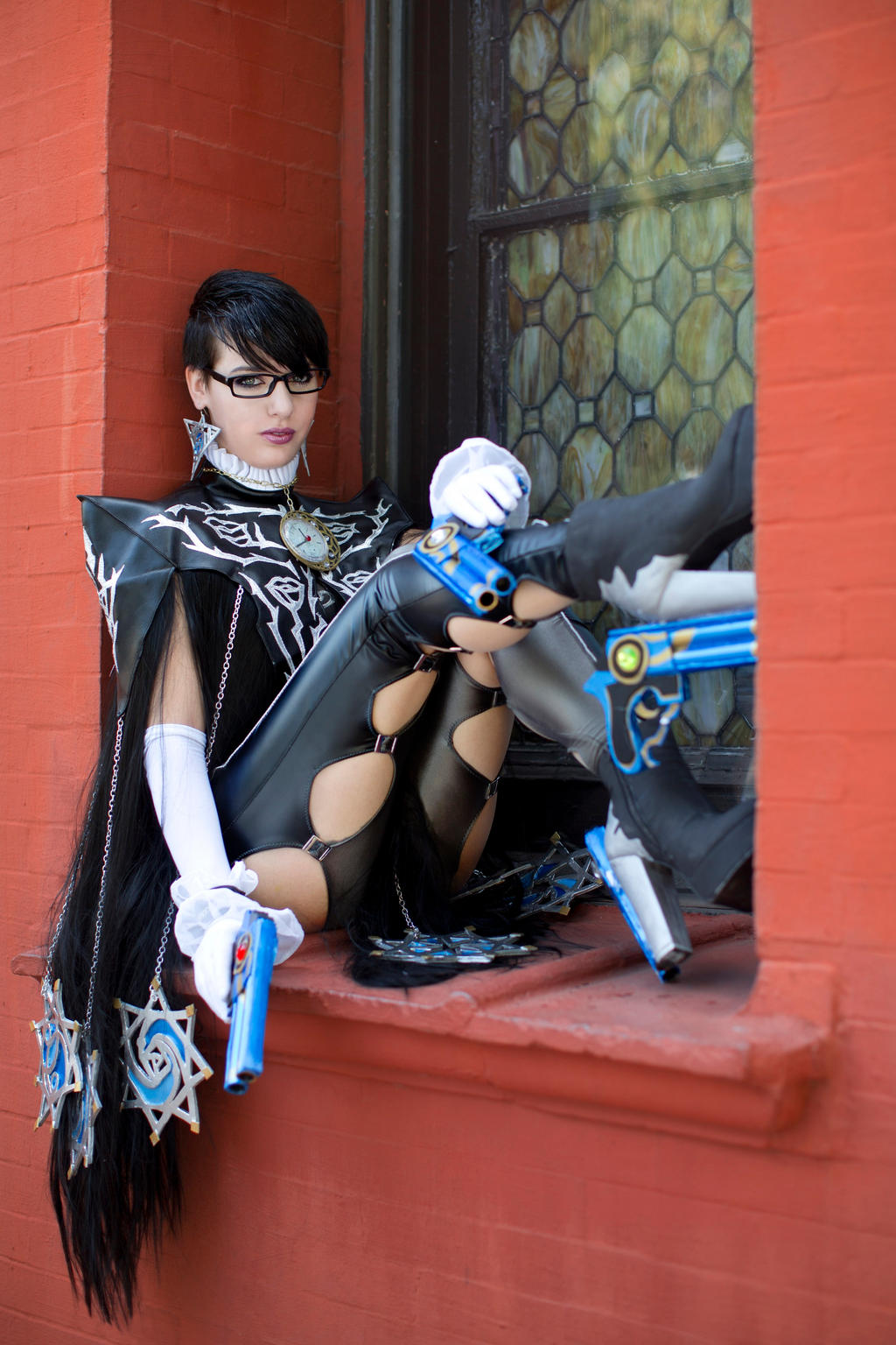 Bayonetta by Anna Fischer by Lisa-Lou-Who