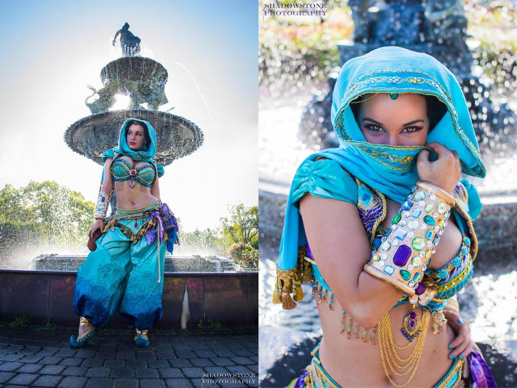 Jasmine, Princess of Thieves by Lisa-Lou-Who
