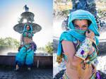 Jasmine, Princess of Thieves