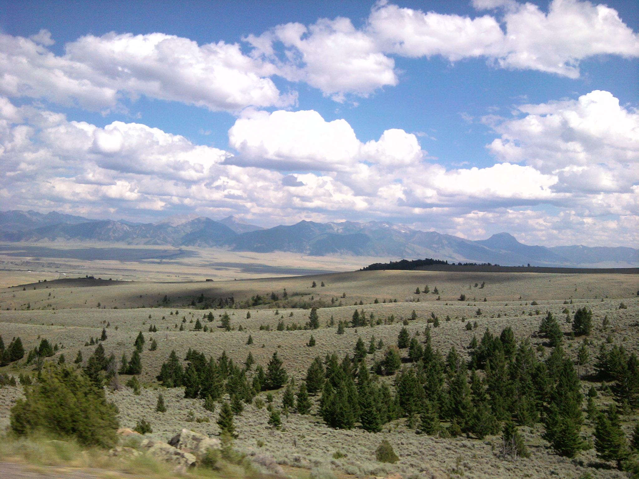 Beautiful Montana Scenery by EdwardElricx101