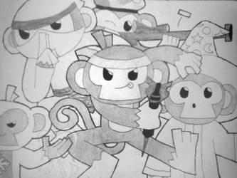 BTD5: some monkeys by Eeneehaww30-ph