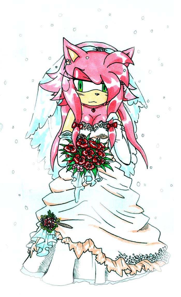 Wedding Day... by Amortem-kun