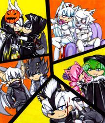 Happy Halloween! by Amortem-kun
