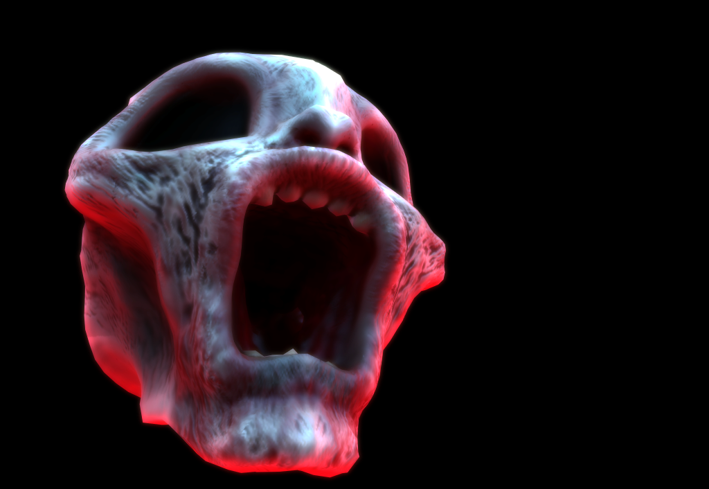 Screaming Zombi by surrealdeamer