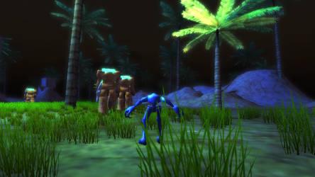 Robot Battlestorm screenshot by surrealdeamer