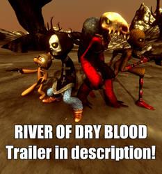 River Of Dry Blood Teaser (Link in description) by surrealdeamer
