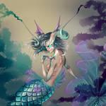 Poison mermaid