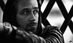 Ryan Gosling by sva425