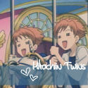Hitachiin Twins icon by goofykitty