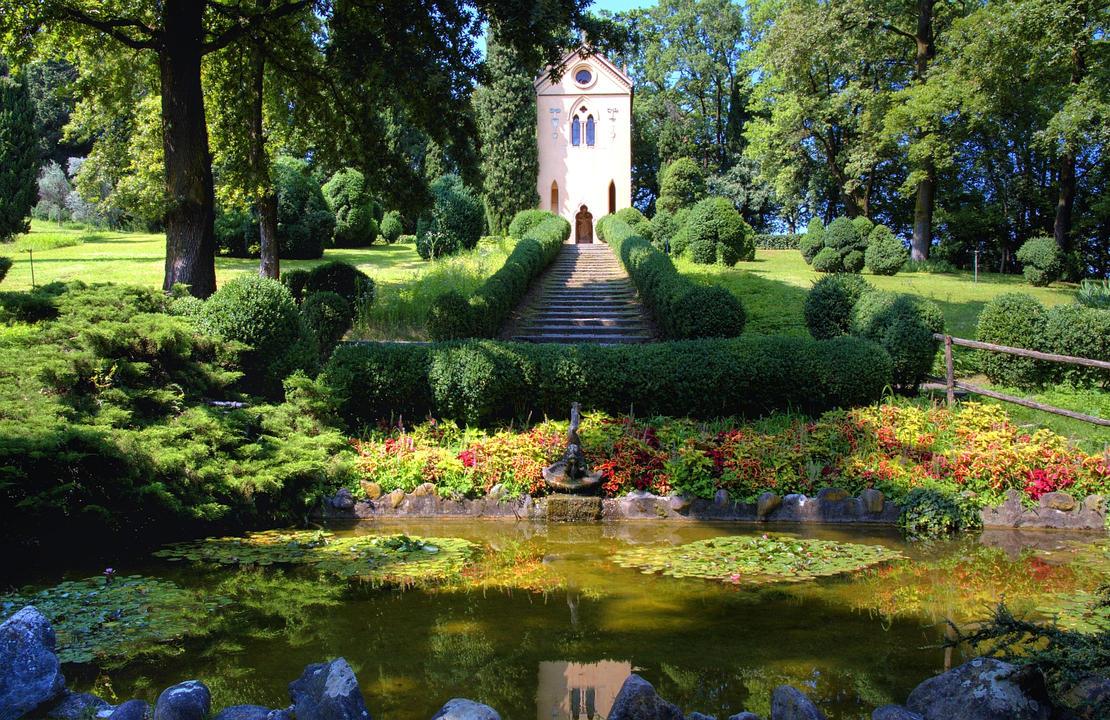 Parco giardino sigurta' hdr by coccoluto