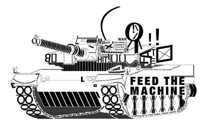 Helvetican War Machine
