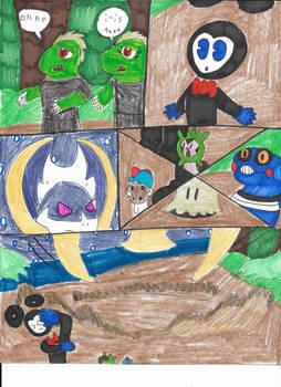 MoonLight Battle Page 21