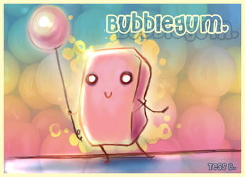 BubbleGum by f0xyme
