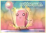 BubbleGum by f0xyme