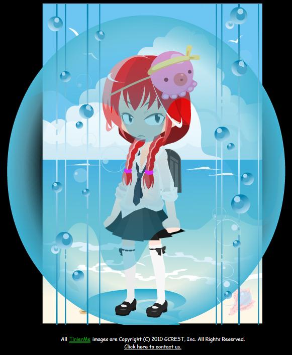 Tinier Beth by RusariJubakuno