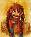Bofur Color Portrait