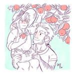 Apple Tree by nerdeeart