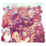 Thorin's Company