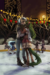 Christmas Eve by Weird--Fish