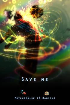 save me .wall collab.
