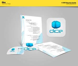 Dice - Stationery Design