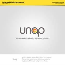 UNAP Logo by mauricioestrella