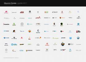 Logofolio 2011 by mauricioestrella