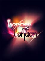 Heroes of London by mauricioestrella