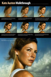 Kate Austen Portrait