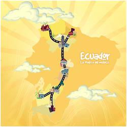 Ecuador - La vuelta del musico by mauricioestrella