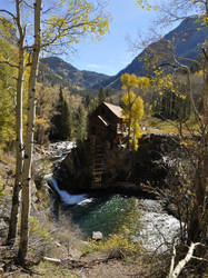 :: Crystal Mill :: by avogel57photos
