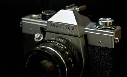 Praktica Film Camera by richsabre