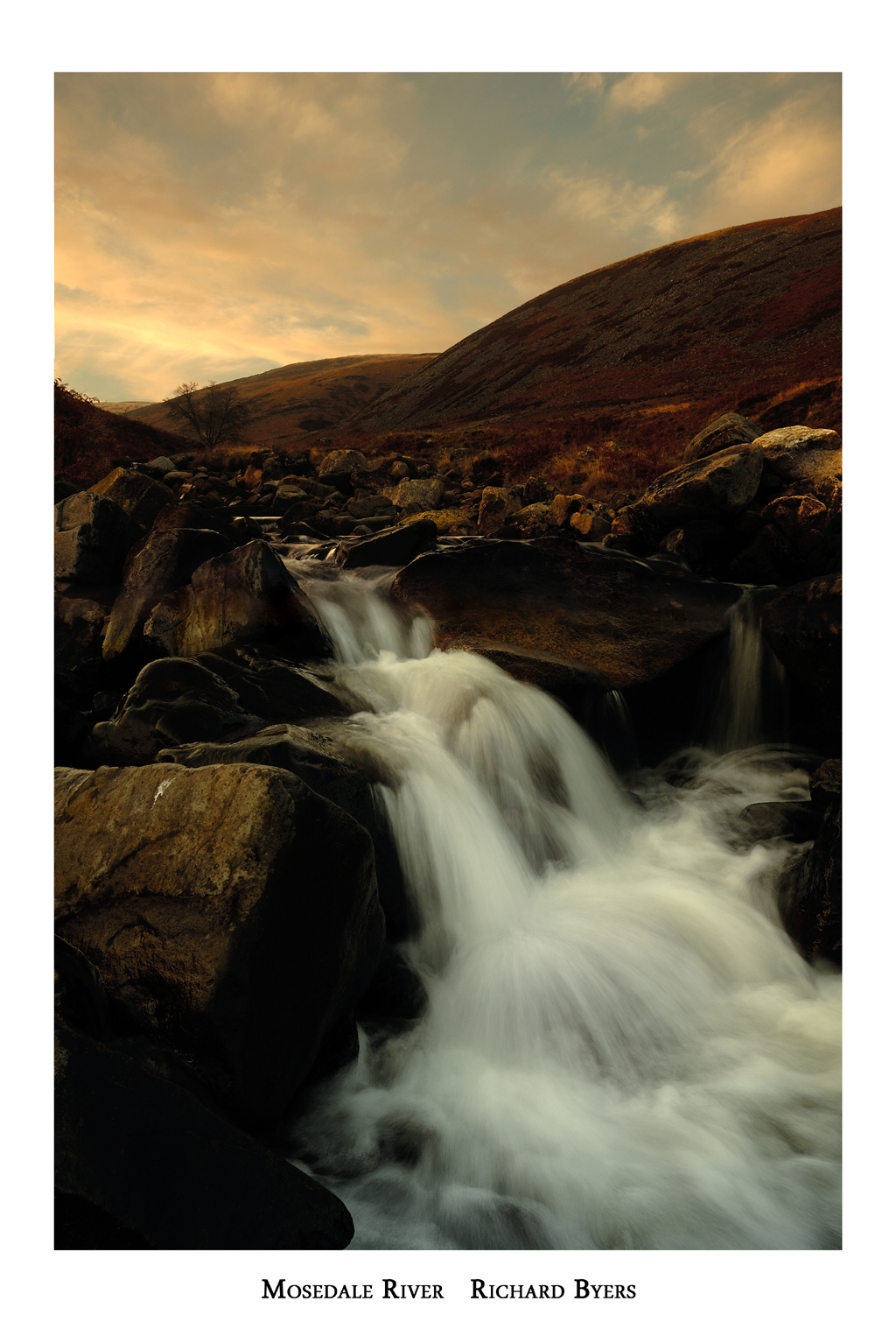 Mosedale River by richsabre