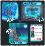 [YCH - 7] Star Light - OPEN by TheTrash-KingWolf