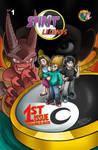 Spirit Legends - Issue 1 Cover by Drewmaru